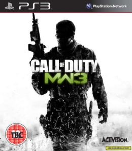 Modern Warfare 3 PS3